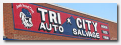 Junk car buying Greensboro - Tric city Auto Salvage business review